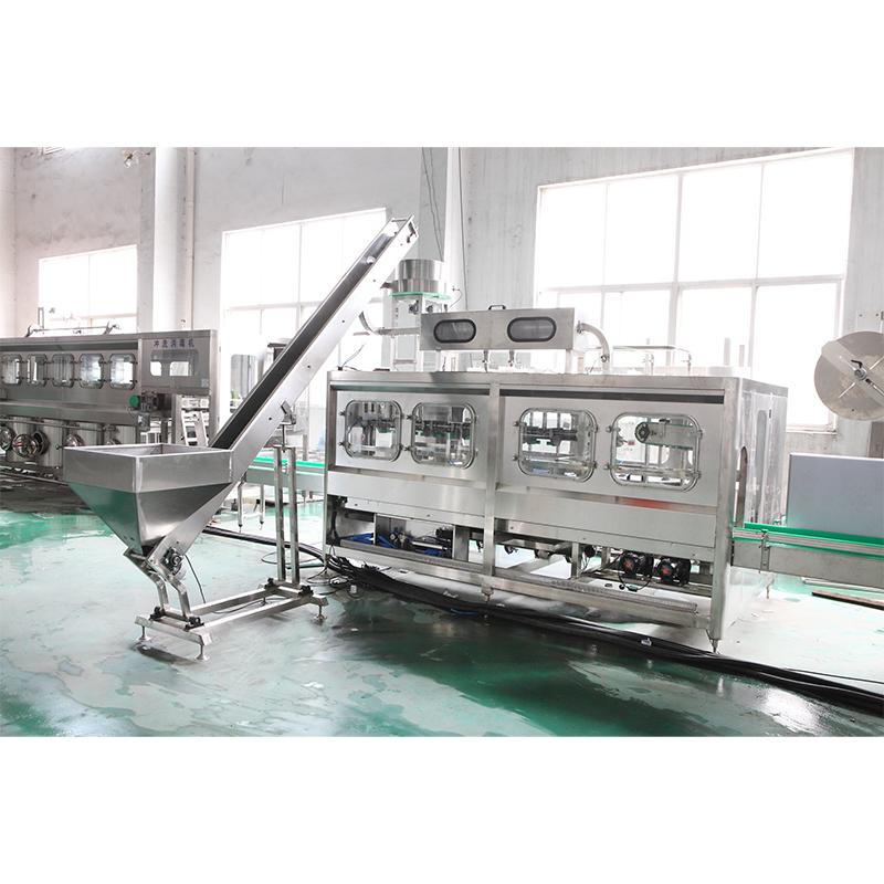900桶装水灌装生产线