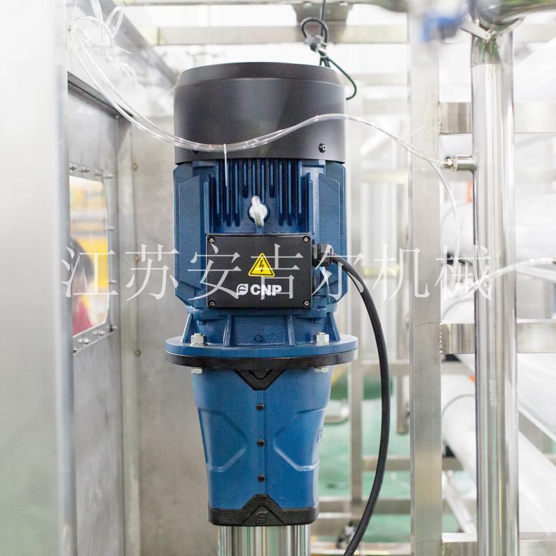 12吨/小时纯净水反渗透设备